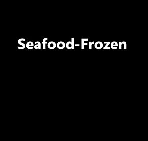 Seafood-Frozen